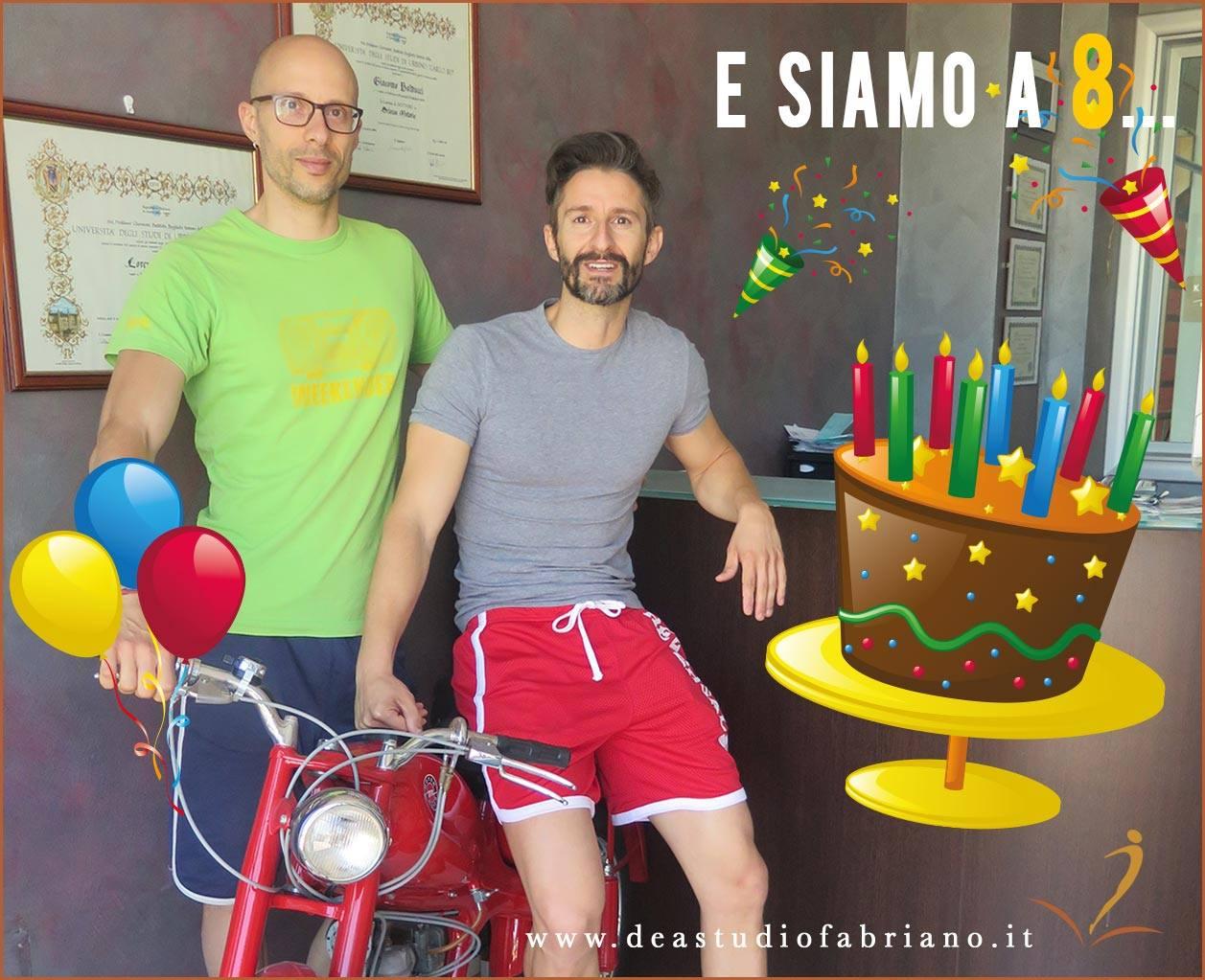 Compleanno Dea Studio